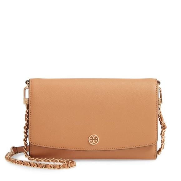 Tory Burch Handbags - Tan Tory Burch Handbag